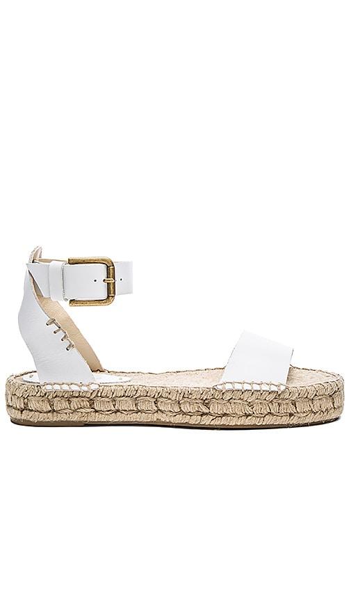 20fc4c1da43 Soludos Open Toe Platform Sandal in White