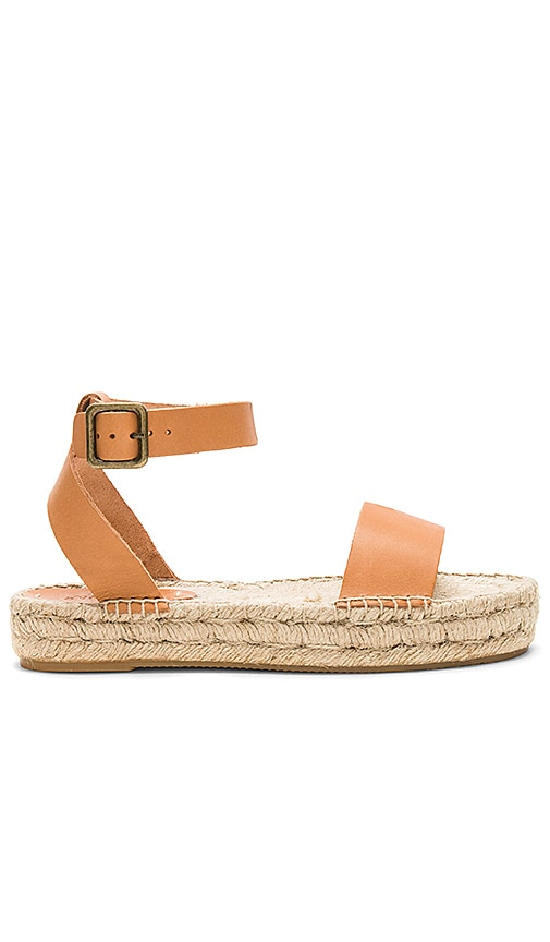 Soludos Cadiz Sandal in Tan