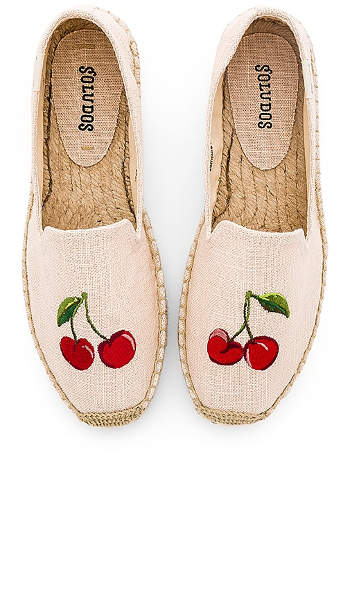 Cherries Smoking Slipper