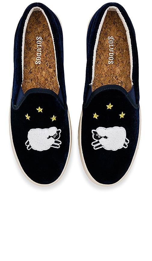 Velvet Sheep Sneaker