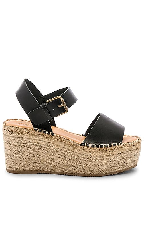 Minorca High Platform Sandal