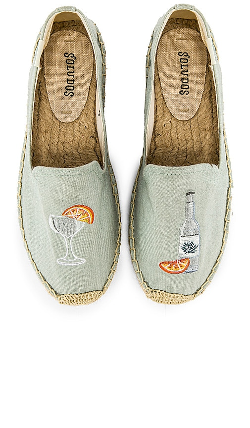 SLIPPERS AGAVE SMOKING