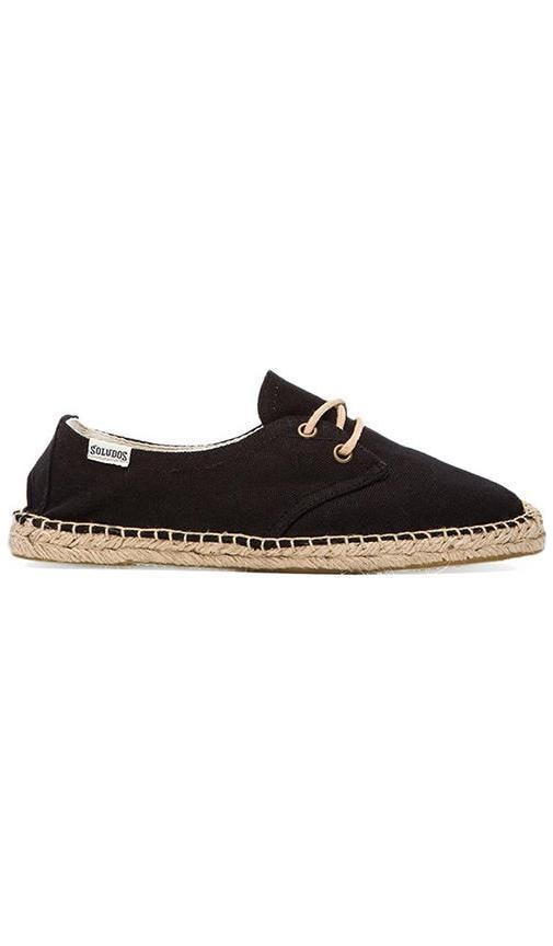 Canvas Derby Lace Up