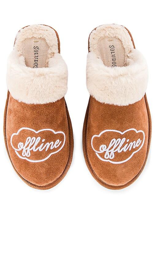 Offline Cozy Slipper