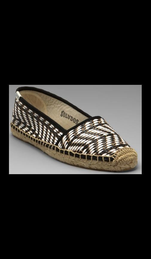 Raffia Low Cut