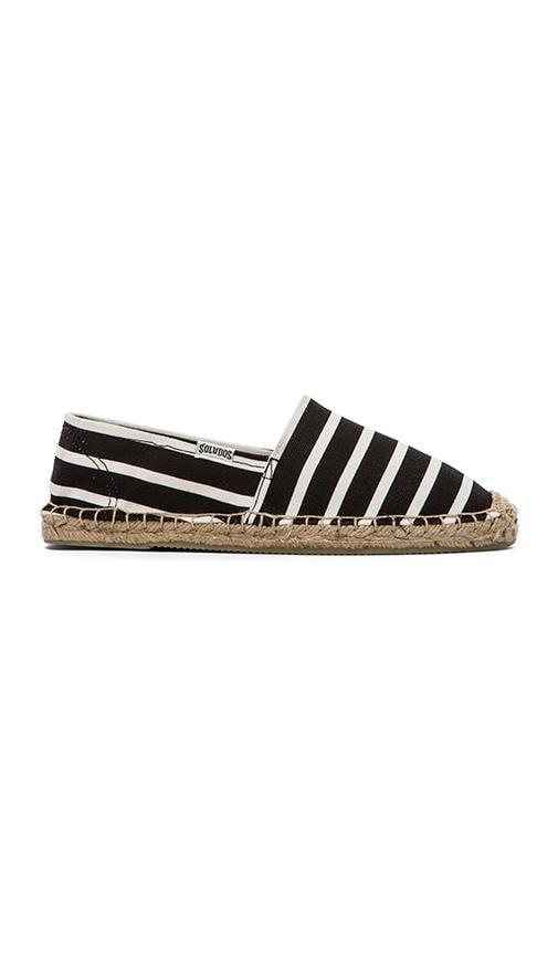 Classic Stripe Flat