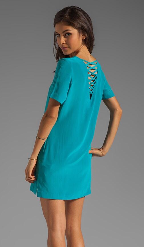 Silk Tee Dress