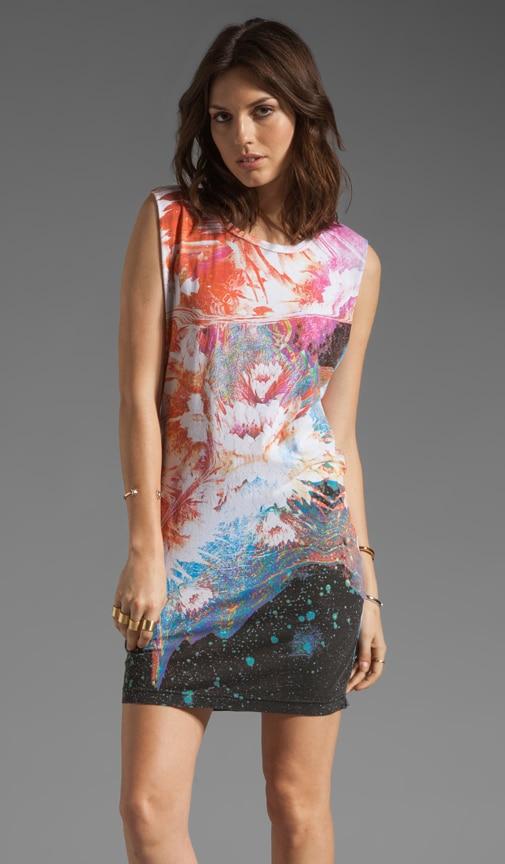 Liquid Flower Dress