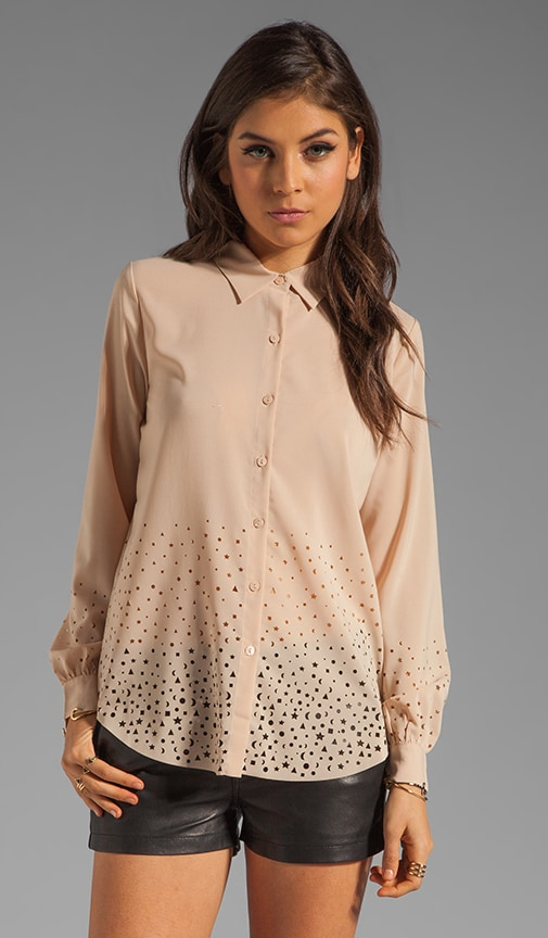 Laser Star Blouse
