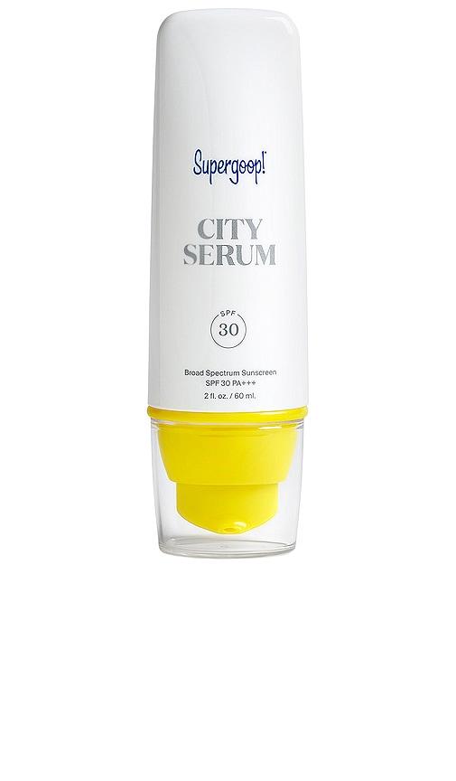 City Sunscreen Serum SPF 30