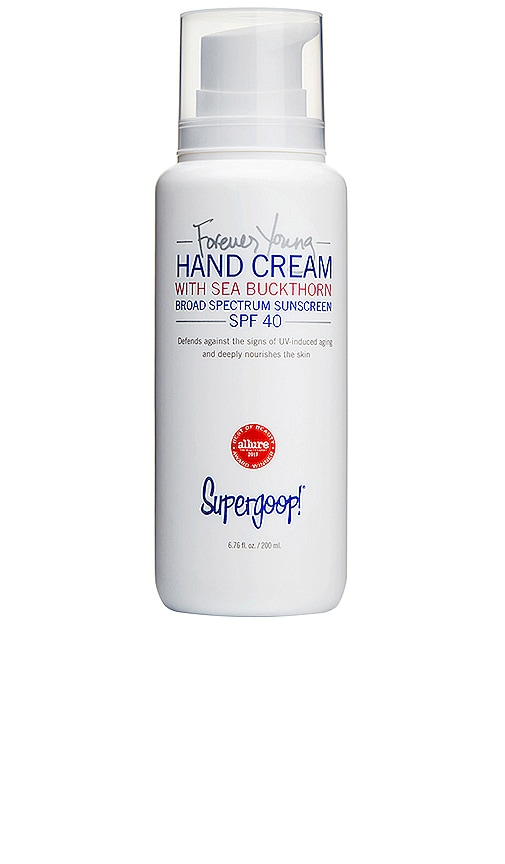 Forever Young Hand Cream SPF 40 6.7 fl oz