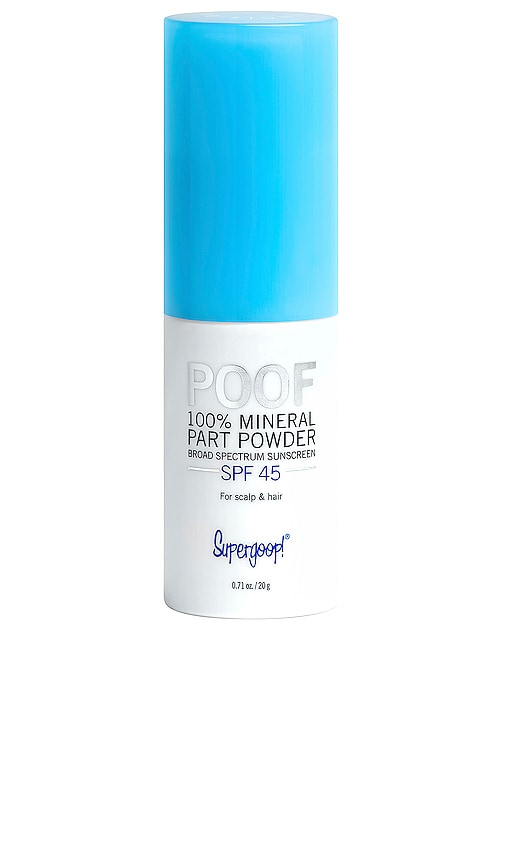 Poof 100% Mineral Part Powder SPF 45