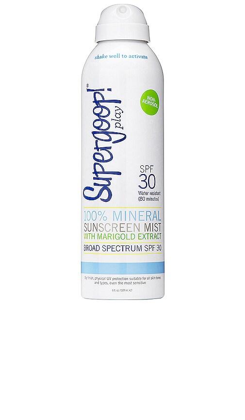 100% Mineral Sunscreen Mist SPF 30