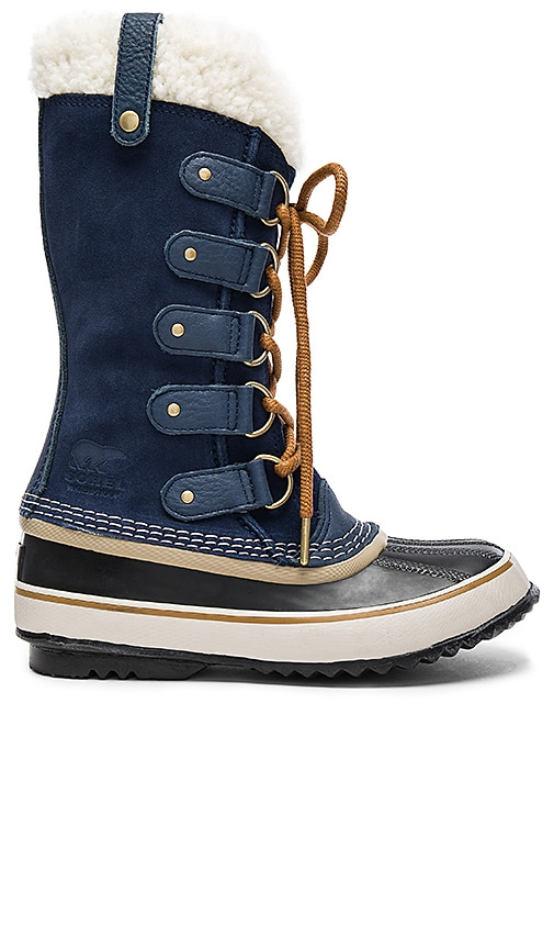 Sorel Joan of Arctic Sherpa Boot in Navy