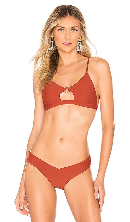 Lagos Bikini Top