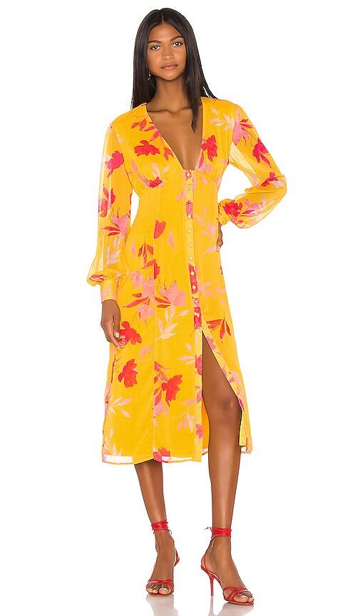 Kofi Midi Dress