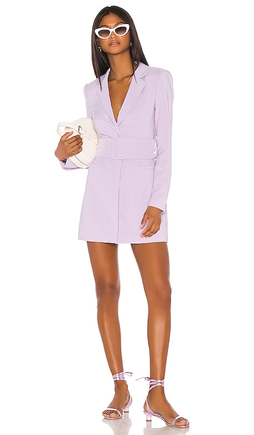 Etta Blazer Mini Dress