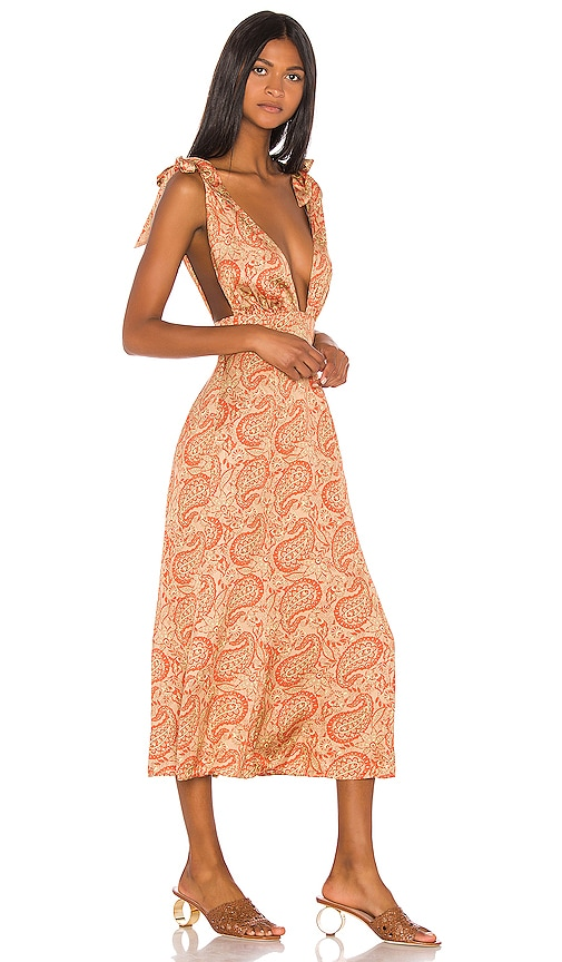 Priya Midi Dress