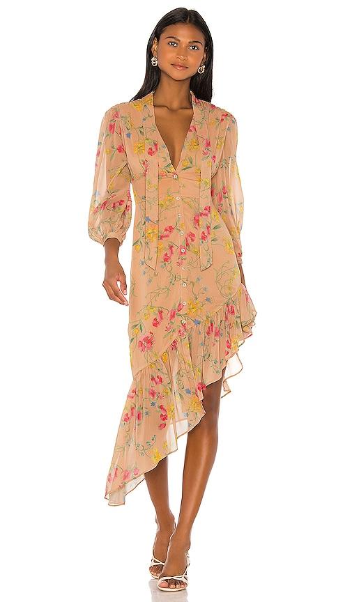Montague Midi Dress