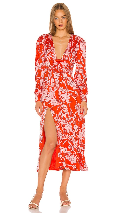 Dawson Midi Dress
