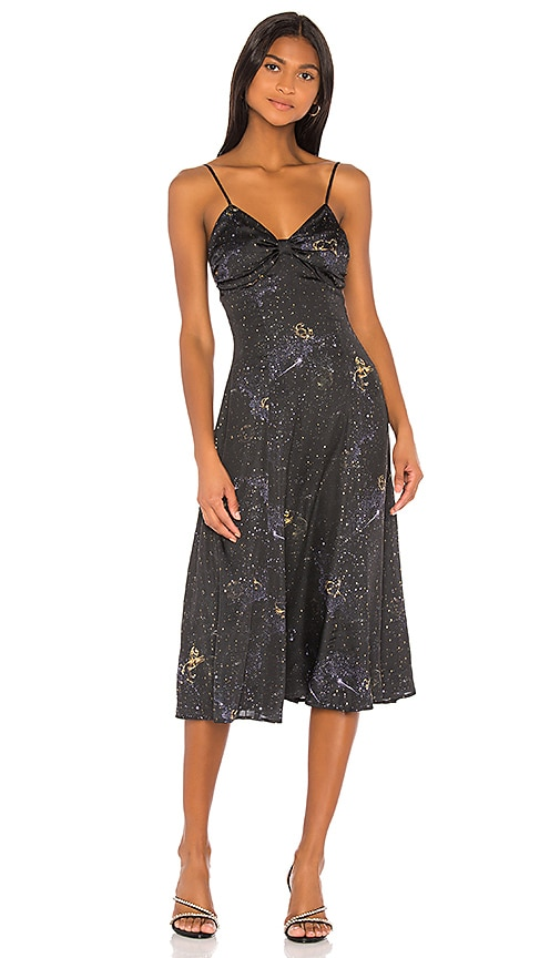 Tatum Midi Dress by Song Of Style