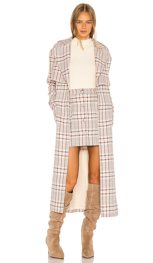 Ginny Coat by Song Of Style