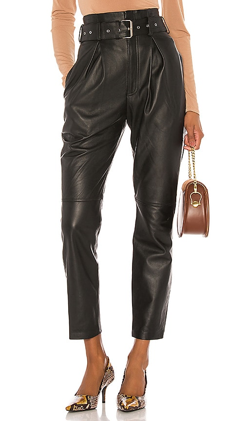 Suzie Leather Pants