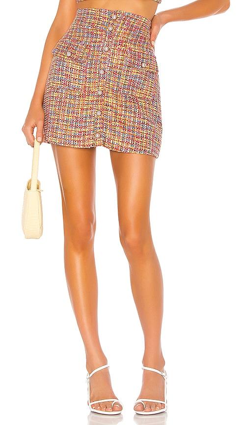 Lyric Mini Skirt