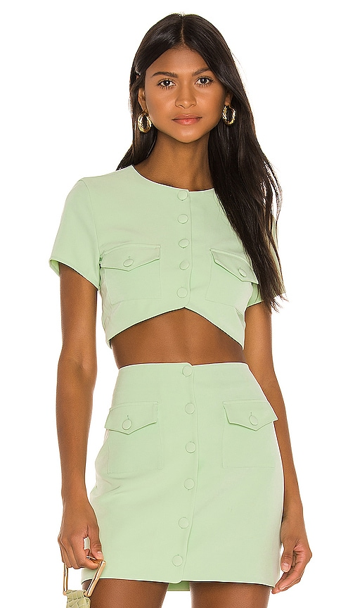 Gala Top by Song of Style, available on revolve.com for $128 Kendall Jenner Top SIMILAR PRODUCT