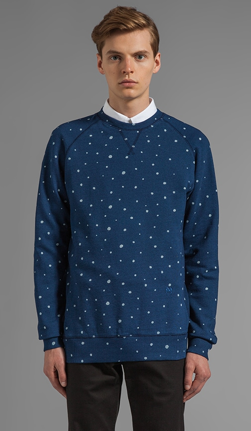 Gee Raglan Sweatshirt w/ Allover Print