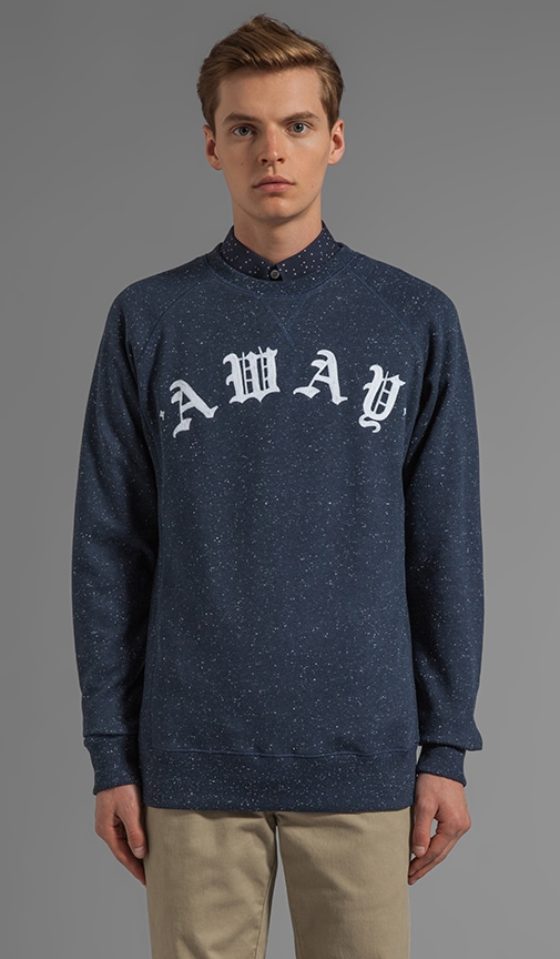 Away Raglan Sweatshirt