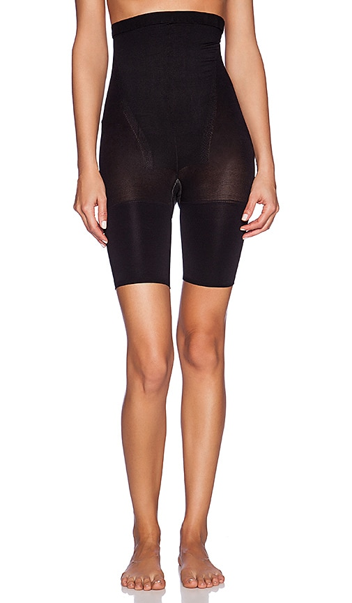SPANX Super Higher Power Short in Black