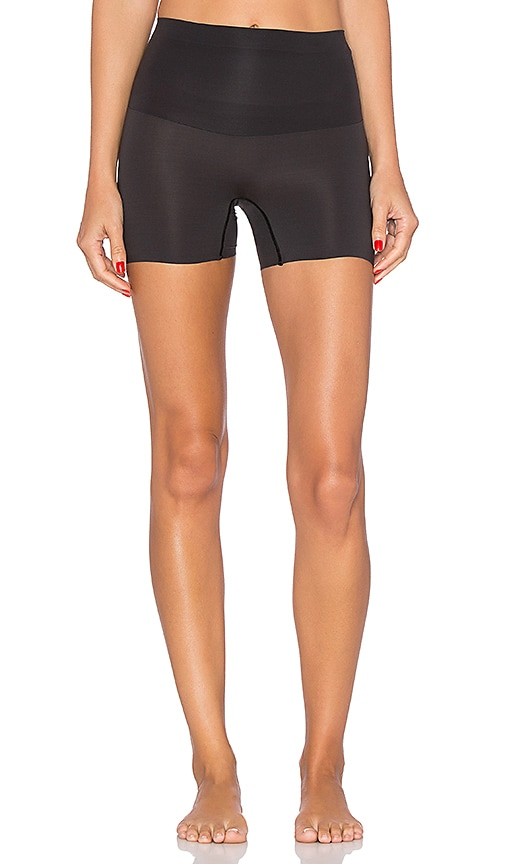 SPANX Shape My Day Girl Short in Black