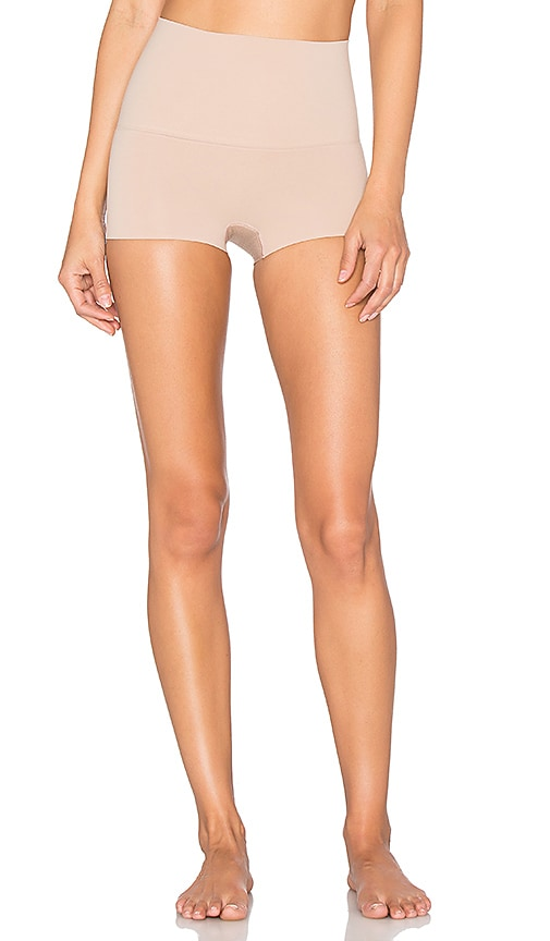 SPANX Power Short in Beige