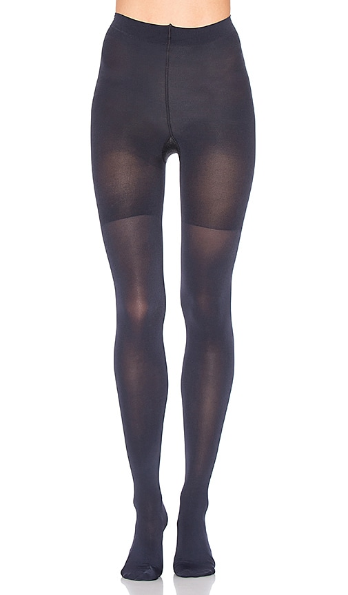 SPANX Luxe Leg Tights in Navy