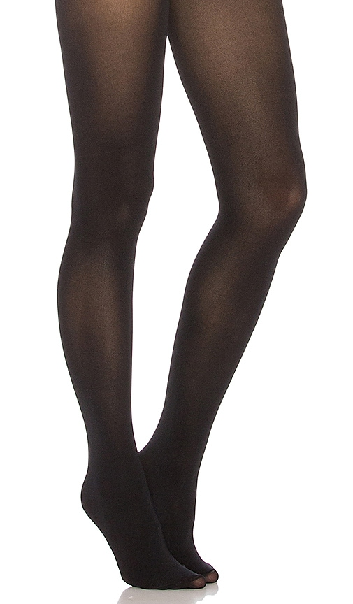 6ac87485b72 SPANX Tummy Shaping Tights in Very Black