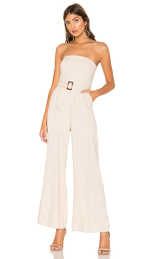 Margo Belted Jumpsuit