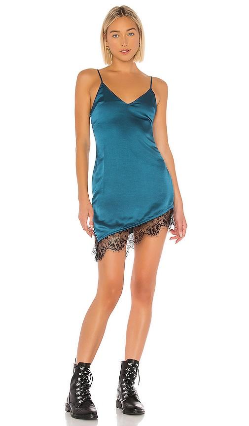 Cadie Slip Mini Dress