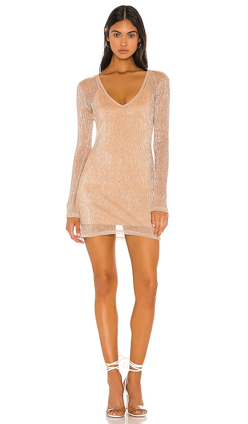 Melody Sheer Mini Dress