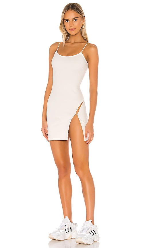 Lula Slit Mini Dress by Superdown