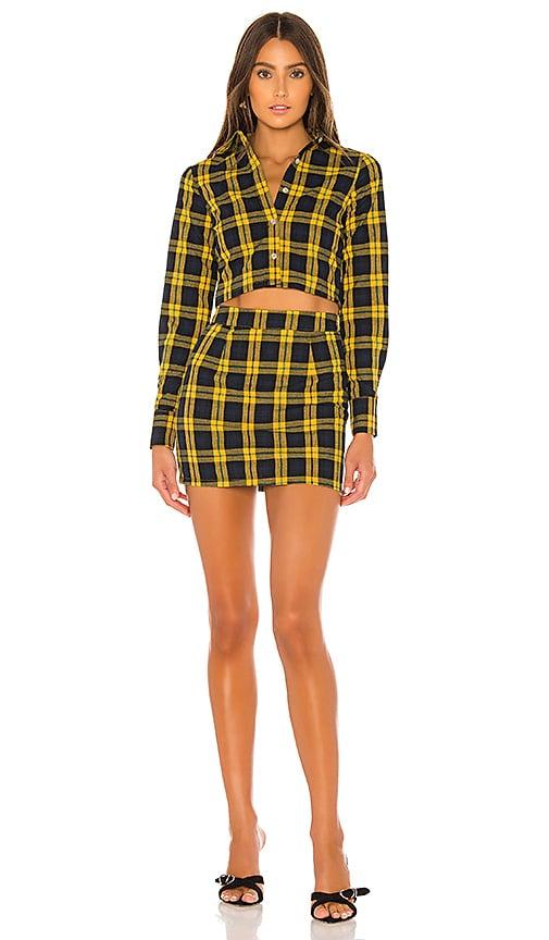 Aaliyah Skirt Set