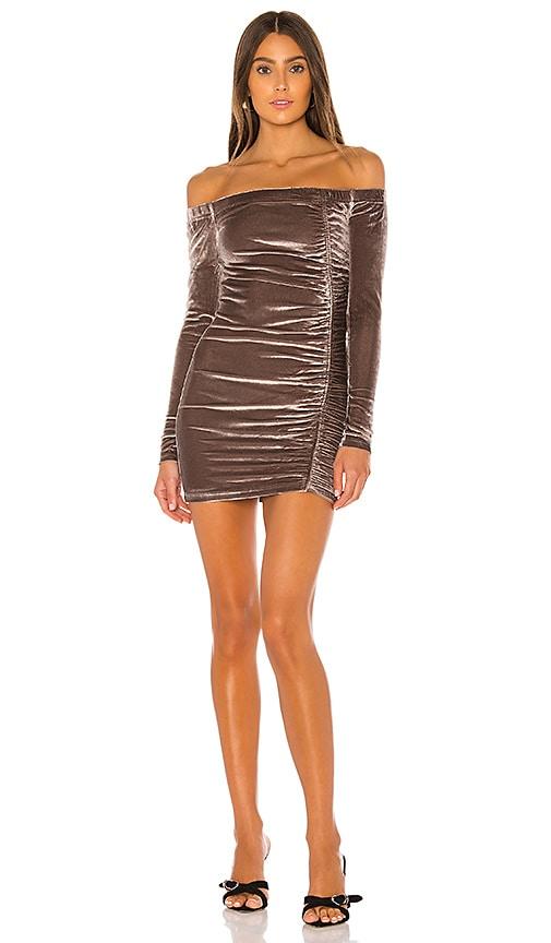 Eden Long Sleeve Dress