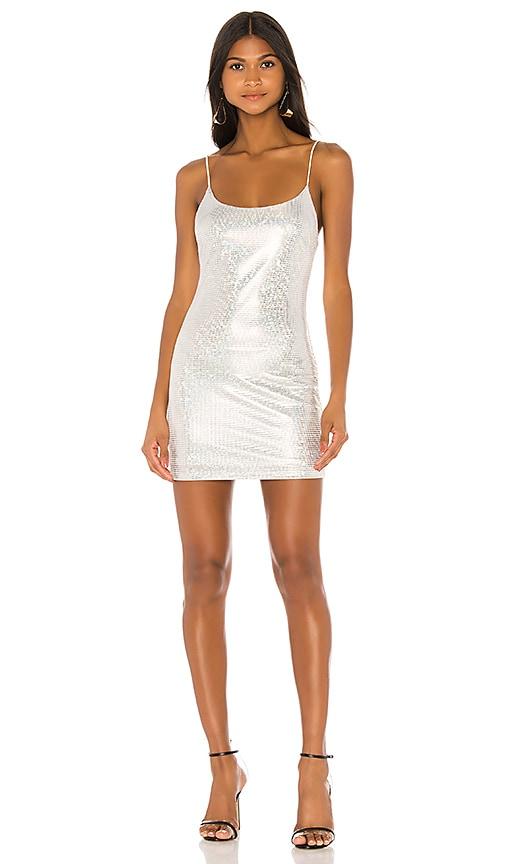 Beckie Sparkle Mini Dress