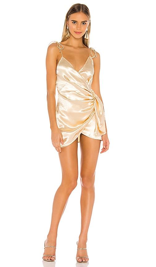 Lennie Wrap Dress