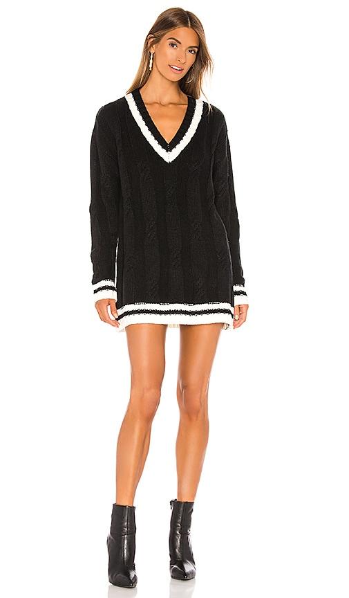 Shawnie Varsity Sweater Dress