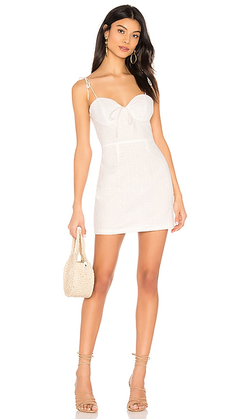Anabelle Tie Strap Dress