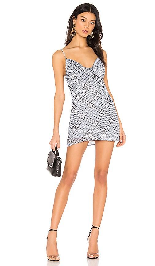 Carmella Chiffon Mini Dress