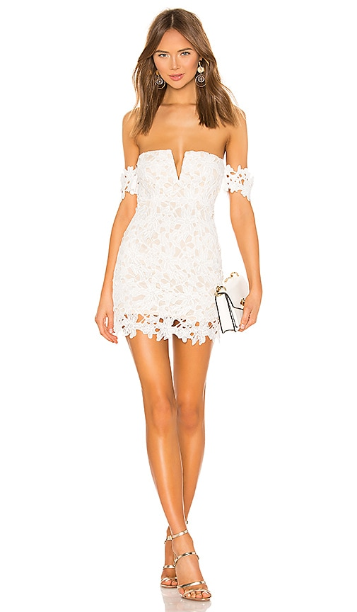 Superdown Shannan Mini Dress In White Revolve Can you believe that revolve dress was only $50???? revolve