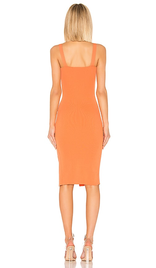 Zoe Square Neck Dress by Superdown