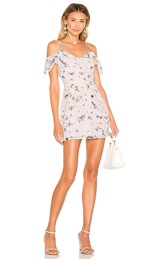 Celeste Off Shoulder Dress
